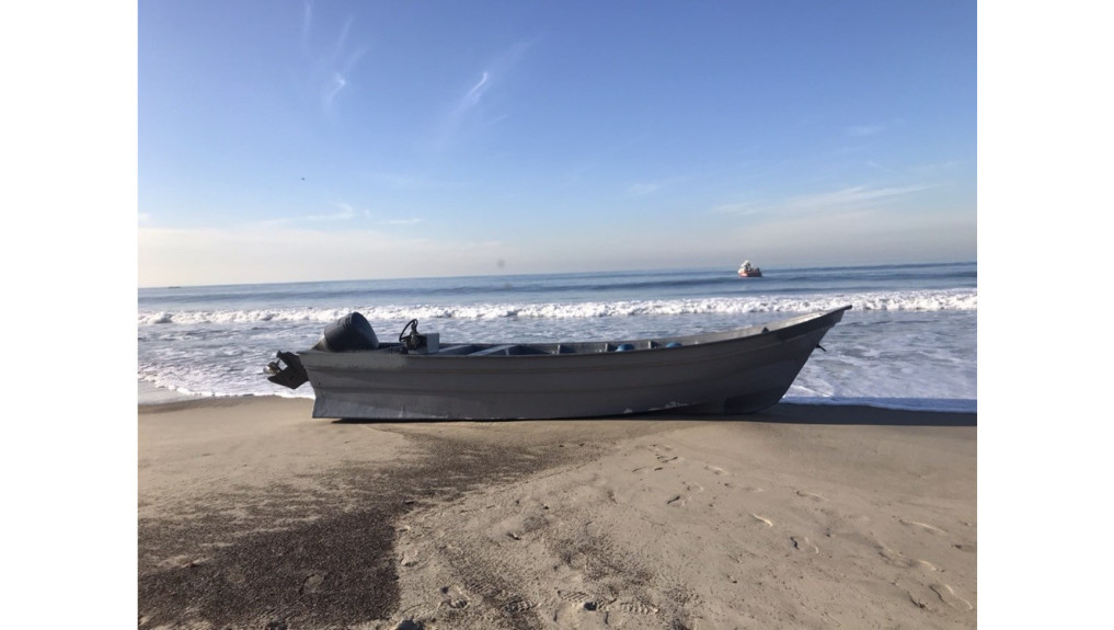 Homeland Security says human smuggling incidents have increased on the Orange, LA County coasts