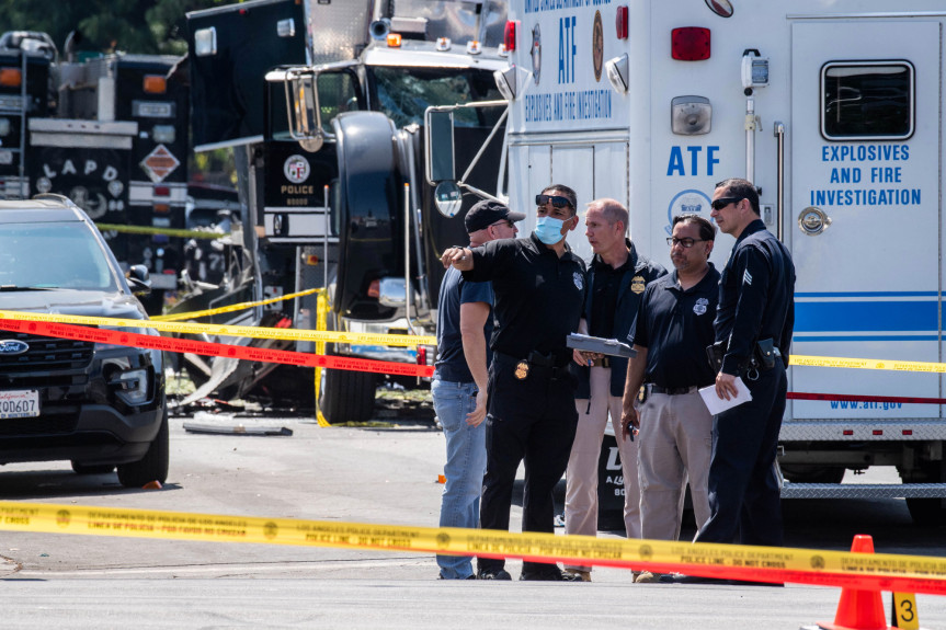 Man pleads guilty to transporting fireworks later blown up in disastrous LAPD bomb squad operation