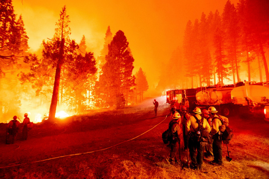 All national forests in California will close to visitors