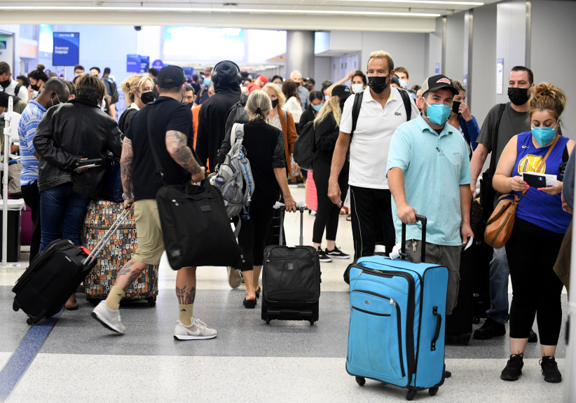 Labor Day travelers face closures, restrictions and delays