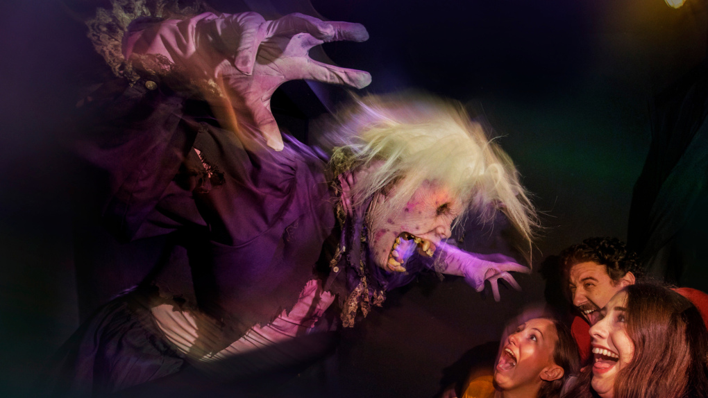 Niles: Theme parks open a much-needed haunt season