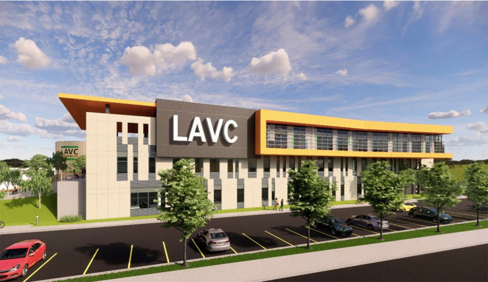 $90.5 million cutting-edge complex to replace bungalows at LA Valley College