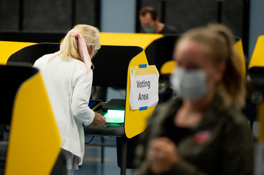 No major problems reported during recall vote in LA County