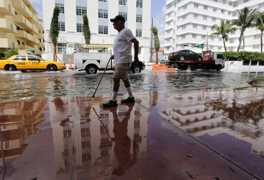 Rising seas will change the coast and the groundwater beneath your feet