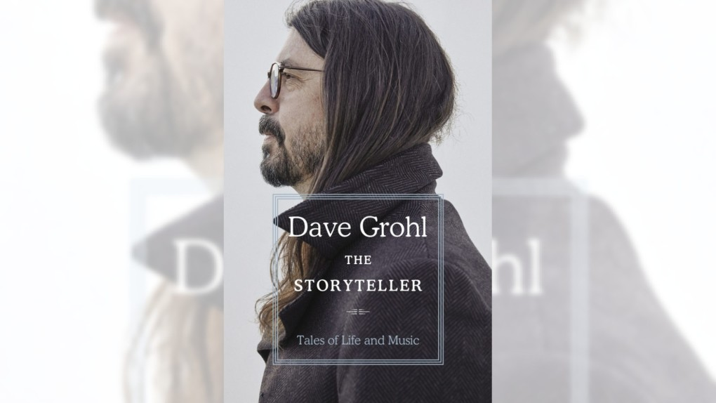 Foo Fighters' Dave Grohl coming to The Ford in LA for his new 'The Storyteller' book