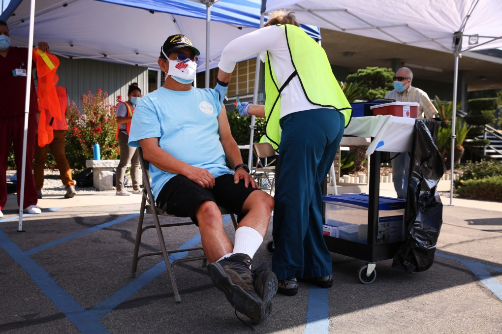 COVID-19 hospitalizations fall again in LA County; businesses complying with tighter rules