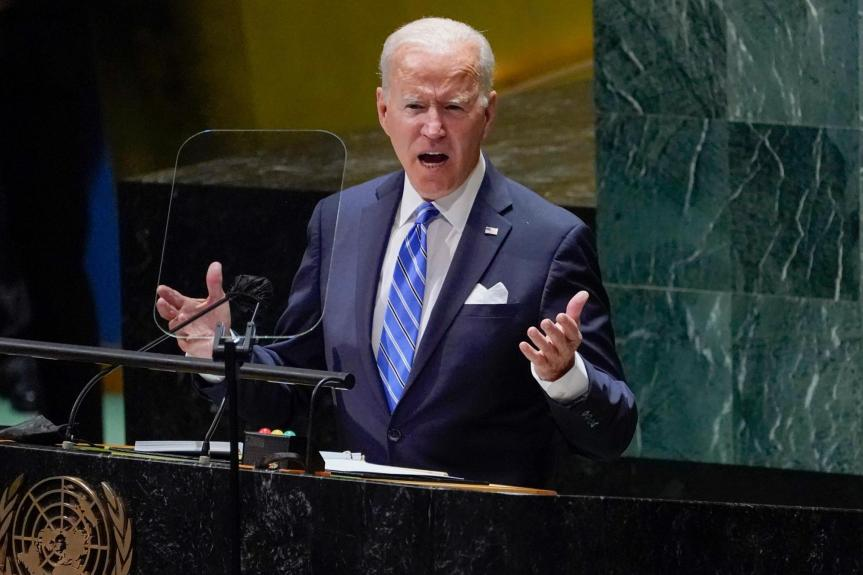 Biden promises 'relentless diplomacy' to skeptical allies