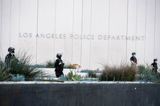 LAPD employees with 2 COVID-19 shots up to 56% as deadline approaches