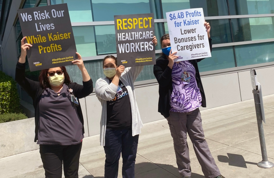 Kaiser workers to vote on strike authorization in Southern California
