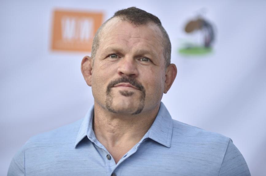 Ex-UFC fighter Chuck Liddell arrested in Hidden Hills on suspicion of domestic battery